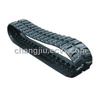 rubber track for excavators
