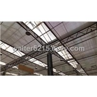 sell plastic greenhouse and glass greenhouse