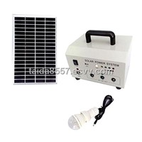solar power system solar generator  for home and camping with handle