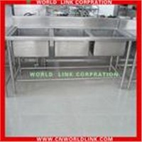 stainless steel kitchen ware sink