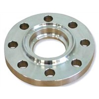 stainless steel socket flange