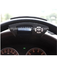 Steering Wheel Handsfree Bluetooth Car Kit with Caller Id Display
