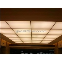 stretch ceiling film manufacturer 0.18mm thickness 3.2m wide translucent film