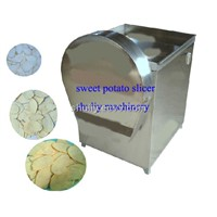 Stainless Steel Sweet Potato Slicer Machine