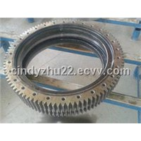 tandard thin section slewing bearing
