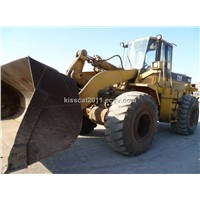 used CAT966F wheel loaders