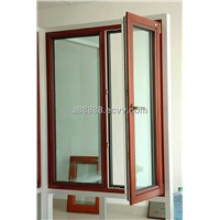 wood-aluminum tilt & turn window and door