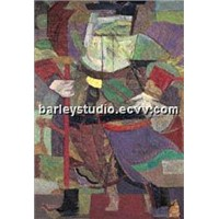 chinese oil painting fine art