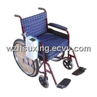 Steel Medical Wheelchair
