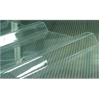 Polycarbonate Corrugate Sheet (5 Ditches)