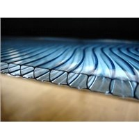 Polycarbonate S- Shaped Hollow Sheet