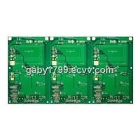 double side ENIG PCB