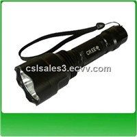 1000lumens  multifunctional cree T6 led flashlight WF-C8T6