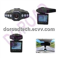 1 Channel Car DVR (Car Video Recorder)