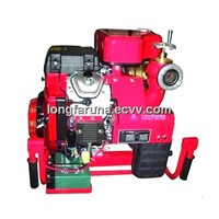 24hp Portable Fire Pump