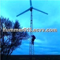 48v Telecom sites wind power generation