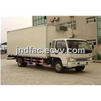 6Ton JAC Refrigeration Unit Truck