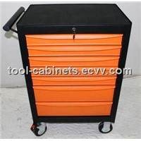 7 Drawer Tool Cabinets on Wheels