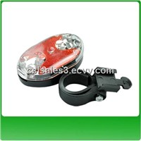 9 LED multi-function caution light/rear bike light SG-08T