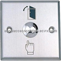 Stainless Door Exit Button (AK-2 S)