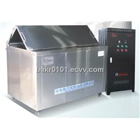 BK-10000 cleaning machine for electric power plant