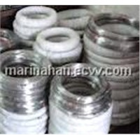 BWG 22 electro gralvanized iron wire for binding of building material supplier