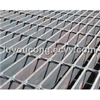 Black Plain Steel Grating,Aluminium grating,fibreglass grating