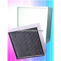 Box Aif Filter - Hepa Filter with Galvanized Steel Frame