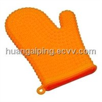 Colorful Heat Resistance Gloves