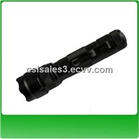Cree rechargeable led flashlight & torch