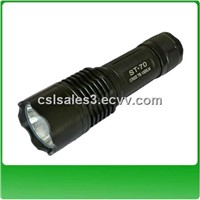 Cree t6 ST-70 1000 lumens led flashlight