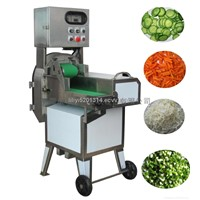 Double-Inverter Vegetable Cutter (FC-305)