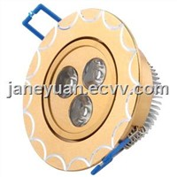 Energy-Saving 3*1W LED Ceiling Lamps GD-D003