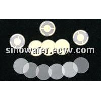 Fused silica wafer