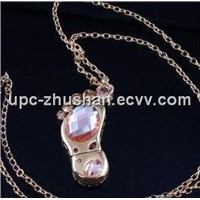 Gifts Noble China OEM Crystal Pendrive