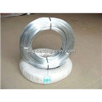 Hot-Dip Galvanized Iron Binding Wire