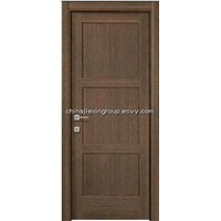 Italy Style Solid Wooden Interior Door