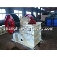 Jaw Crusher/Stone Crusher PE-400X600