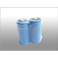 LIR 123A 600mAh Lithium Ion Battery