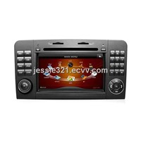 Mercedes benz ML-350/GL-350 Car dvd with GPS, Bluetooth,Ipod,RDS,CAN-BUS