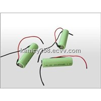 NI-MH AA 1200mAh 1.2V rechargeable battery