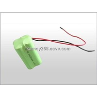 NI-MH AA 1500mAh 4.8V Battery rechargeable