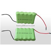 NI-MH AA 1600mAh 6V Battery Rechargeable