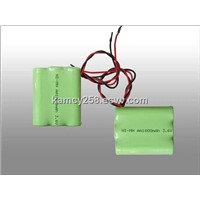 NI-MH AA 1800mAh 3.6V rechargeable battery