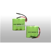 Ni-MH 2/3AA 350mAh 3.6V Battery rechargeable