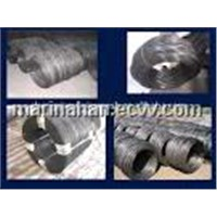 SUPPLY BWG8-BWG22 BLACK ANNEALED IRON WIRE FOR BINDING OF BUILDING MATERIAL
