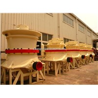 Single Cylinder Hydraulic Cone Crusher HC500