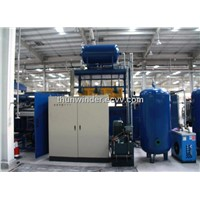 Single Station Vacuum Thermoforming Machine