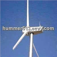 Small scale wind farm generator