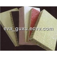Smooth Surface Panel FRP Panel / Wall Panel Widely Used in the Building Wallboard for Decoration
